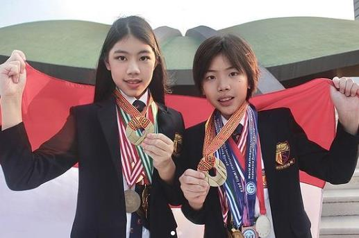 Star Radio - Mischka Aoki Dan Devon Kei Enzo, Peraih Medali Pada Olimpiade Matematika