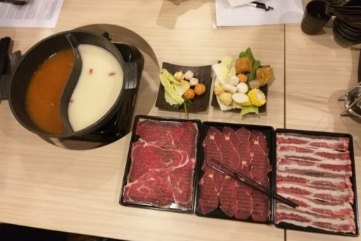 Star Radio - Restoran Kitamura Memberikan Pelanggan Makan Shabu-Shabu Sepuasnya