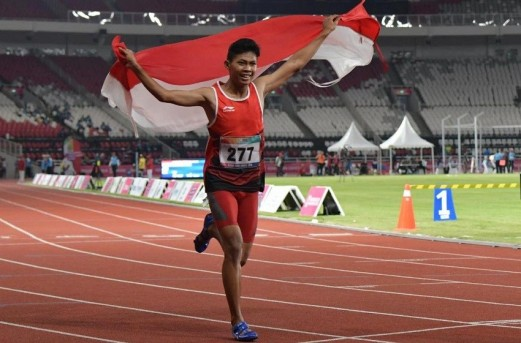Star Radio - Sapto Yogo Raih Dua Medali Emas Asian Para Games 2018