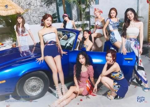 Star Radio - Twice Rilis Foto Konsep 'Taste', 'Fallen', dan 'In Love', Suka Yang Mana Nih?