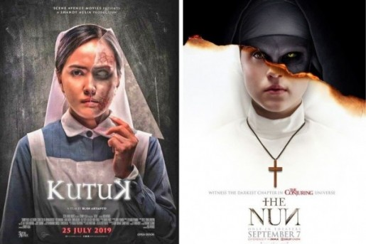 "Star Radio - Film ""Kutuk"" Mirip ""The Nun"",Ini Kata Shandy Aulia Salah Satu Pemain Film Kutuk"