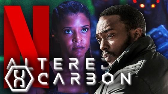 Star Radio - Netflix Rilis Film Altered Carbon: Season II hari ini