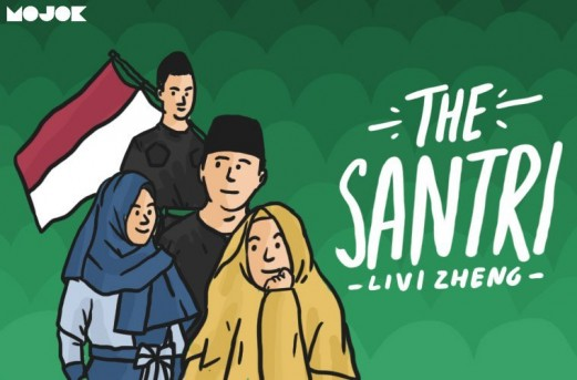 Star Radio - 'The Santri', Film Terbaru Livi Zheng yang Menuai Protes