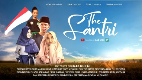 Star Radio - fakta-the-santri-film-yang-disutradarai-livi-zheng-dan-tuai-kontroversi