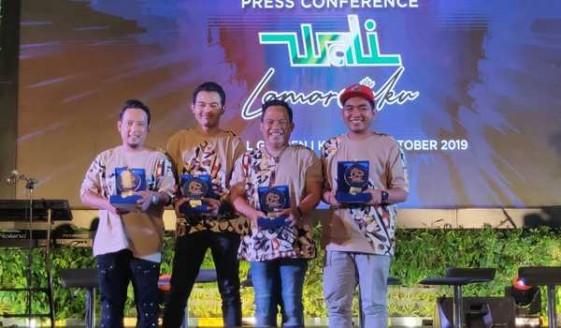 "Star Radio - Rayakan Ulang Tahun Ke 20, Band Wali Rilis Single ""Lamar Aku"""