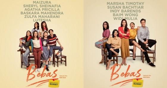 Star Radio - 3 Fakta Film 'Bebas', Adaptasi Film Korea Berjudul 'Sunny'