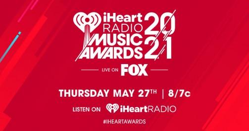 Star Radio - iheartradio-music-awards-2021-selesai-digelar-sederet-artis-sabet-penghargaan
