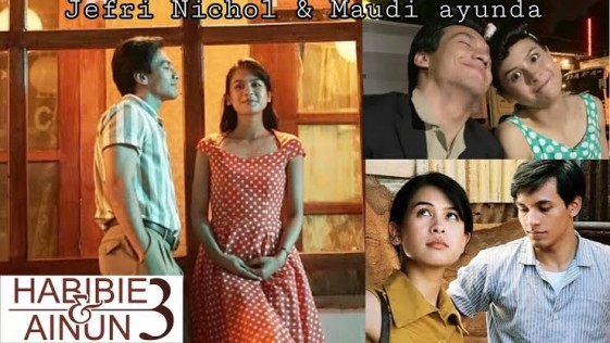 Star Radio - Peran Jefri Nichol dalam Film Habibie & Ainun3?