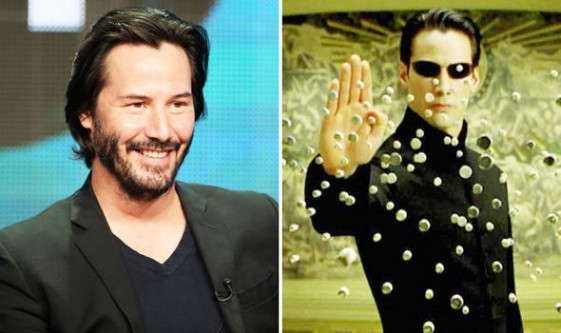 Star Radio - Keanu Reeves Akan Kembali Menjadi Neo di Matrix 4