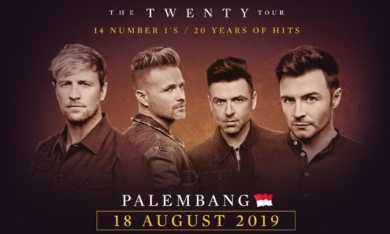 Star Radio - Promotor Westlife Rugi Besar di Palembang