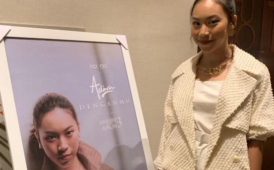 Star Radio - Cerita Adiva, Penyanyi Pendatang Baru yang Isi Soundtrack 'HABIBIE & AINUN 3'