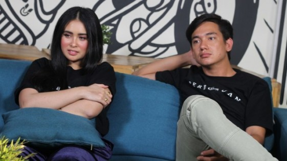 Star Radio - Adipati Dolken dan Ayushita Jadi Sepasang Kekasih di Film Perburuan