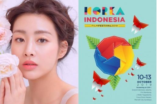 Star Radio - Hadir di Opening KIFF 2019, Kang Sora Ikut Menonton Film 'Bebas'