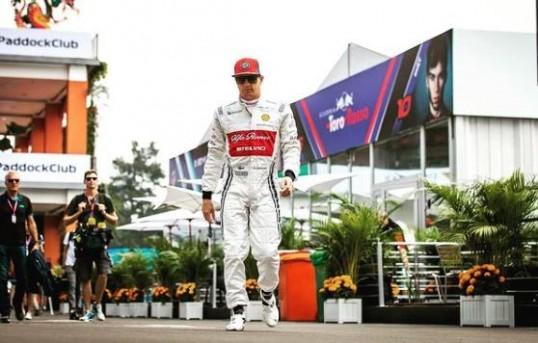 Star Radio - Kimi Raikkonen Putuskan Pensiun Dari Balapan Formula 1