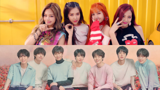Star Radio - Wow, BTS dan Blackpink Masuk Nominasi 'E! People's Choice Awards 2019'