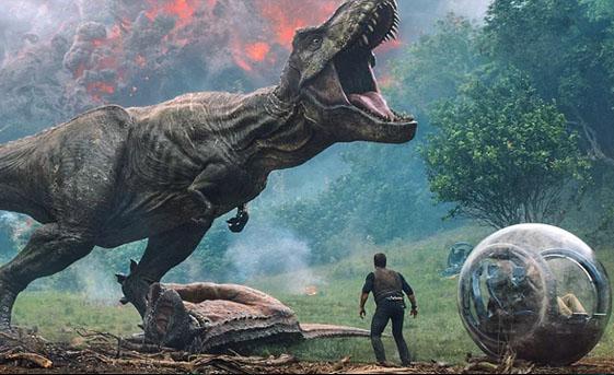 Star Radio - Jurassic World 3 akan tayang 2021