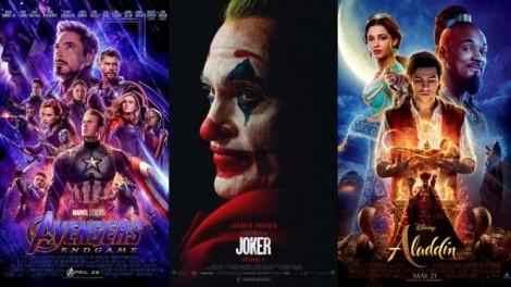 Star Radio - ini-dia-8-film-hollywood-terlaris-2019-yang-masuk-geng-1-milliar-dolar-as