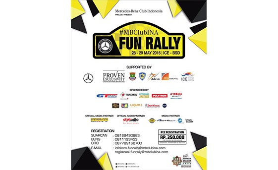 Star Radio - MB-CLUB-INA FUN RALLY