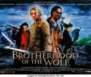 "Star Radio - Manusia dan Serigala dalam ""Brotherhood of The Wolf"" (2002)"