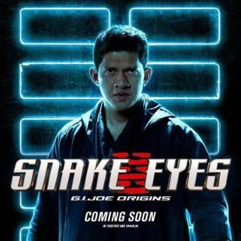 Star Radio - Iko Uwais Perankan Hard Master Di Film Snake Eyes
