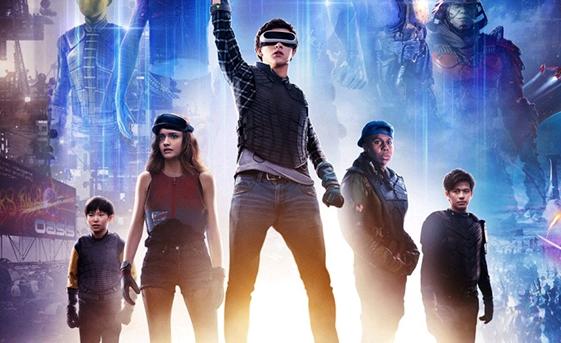 Star Radio - Review Film: Ready Player One, Nostalgia yang Memuaskan Para Movie Geek
