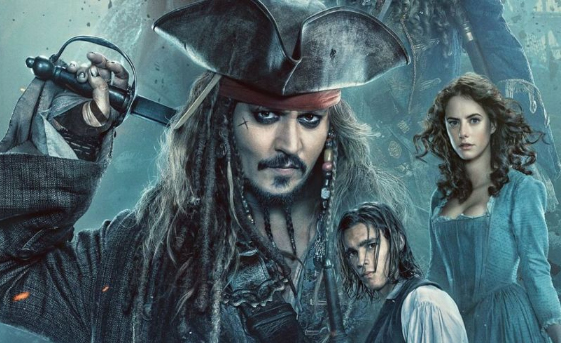 Star Radio - Geli Campur Tegang di Pirates of the Caribbean: Salazar's Revenge